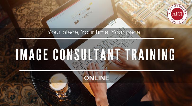 Online image consultant training image innovators