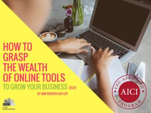 webinar on how to grow your business using online tools