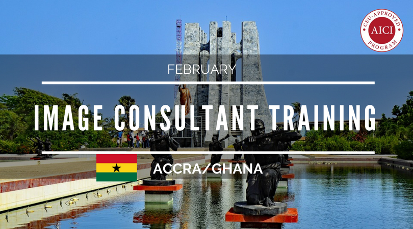 accra ghana full 12 day image consultant style and image management stylist course in February 2019