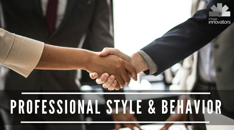image consultant Professional styling for business people course