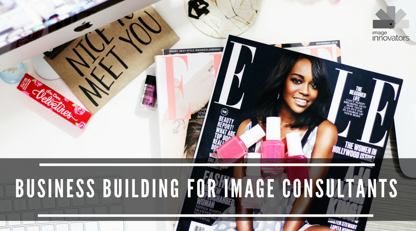 business building for image consultants