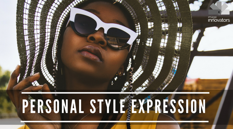 Personal style expression for women
