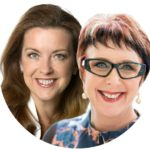 image consultant training course instructors Ann Reinten & Clare Maxfield