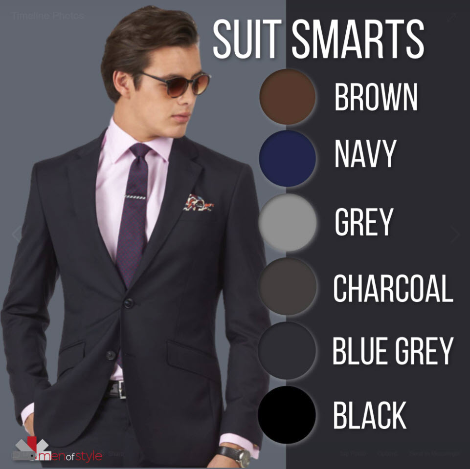 Suit Smarts for Men