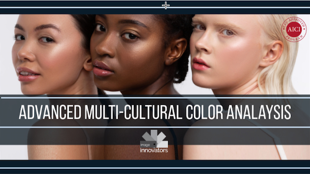 image of three women for color consultant course