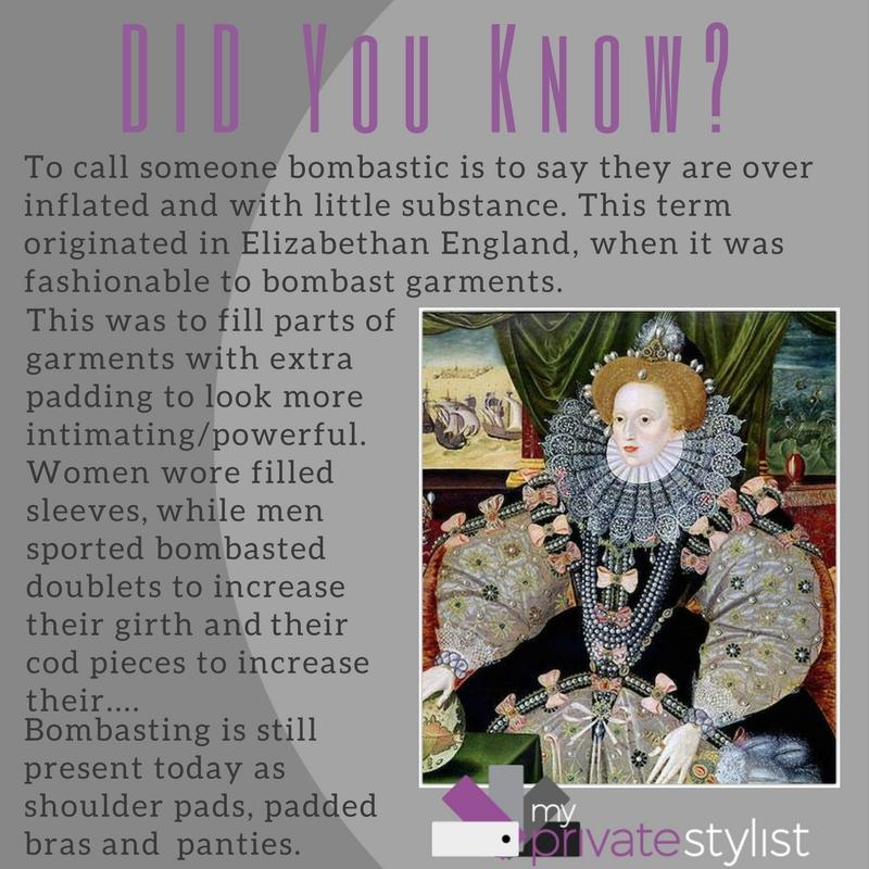 History of Bombasting