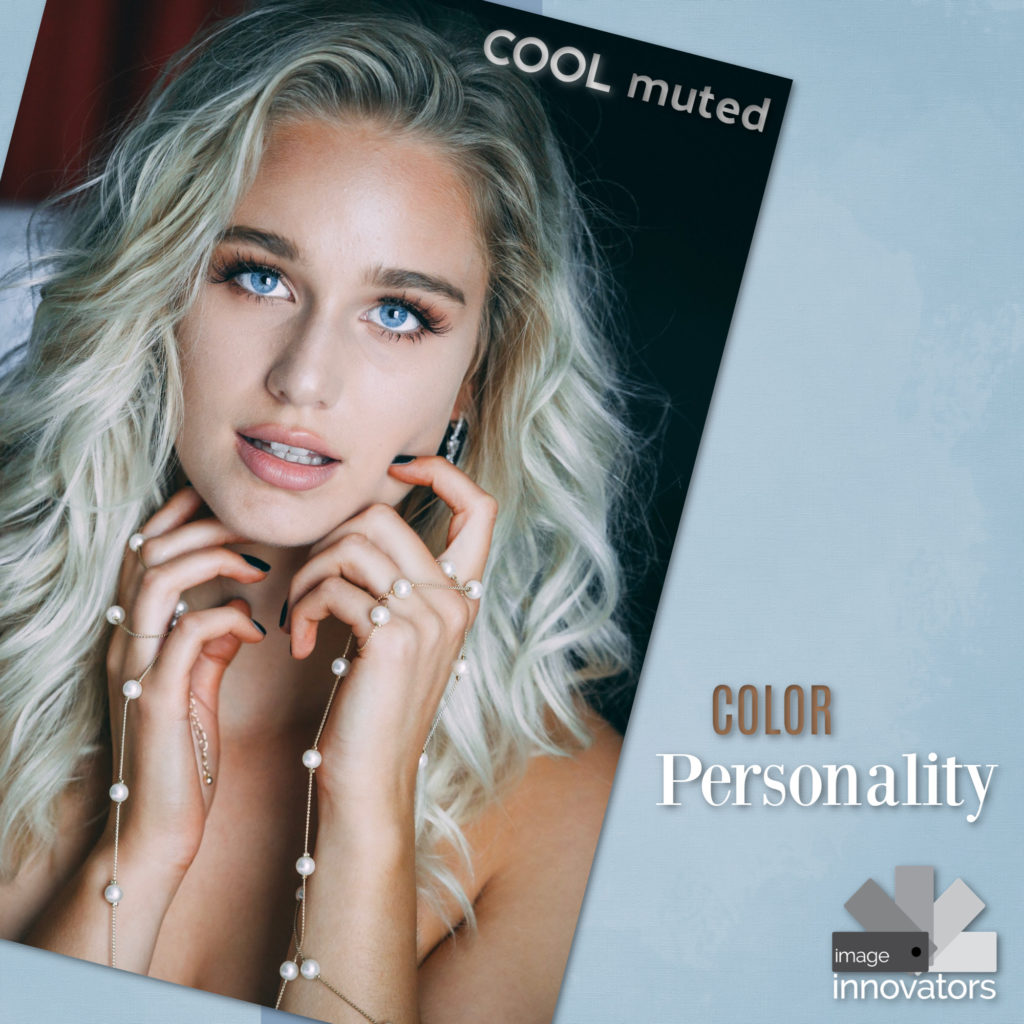 Colour Personality of Cool muted