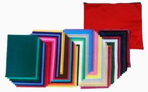 Colour Analysis Drape set