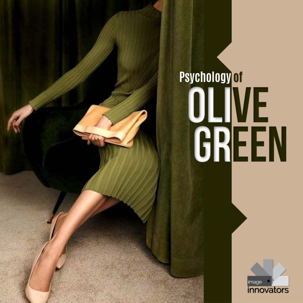 Psychology of Olive Green