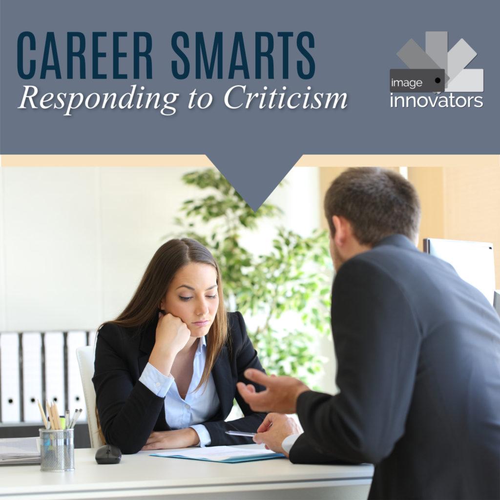 How to Respond to Criticism