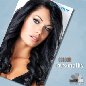 COOL clear colouring personality