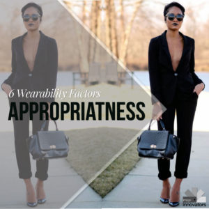 wearability 5 appropriateness what to wear and when