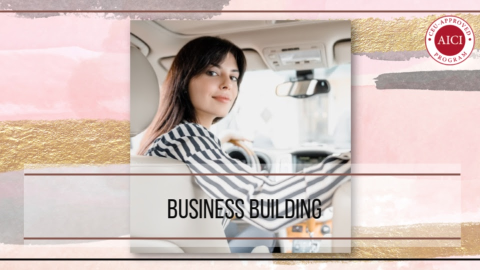 Online Business Building For Image Consultants