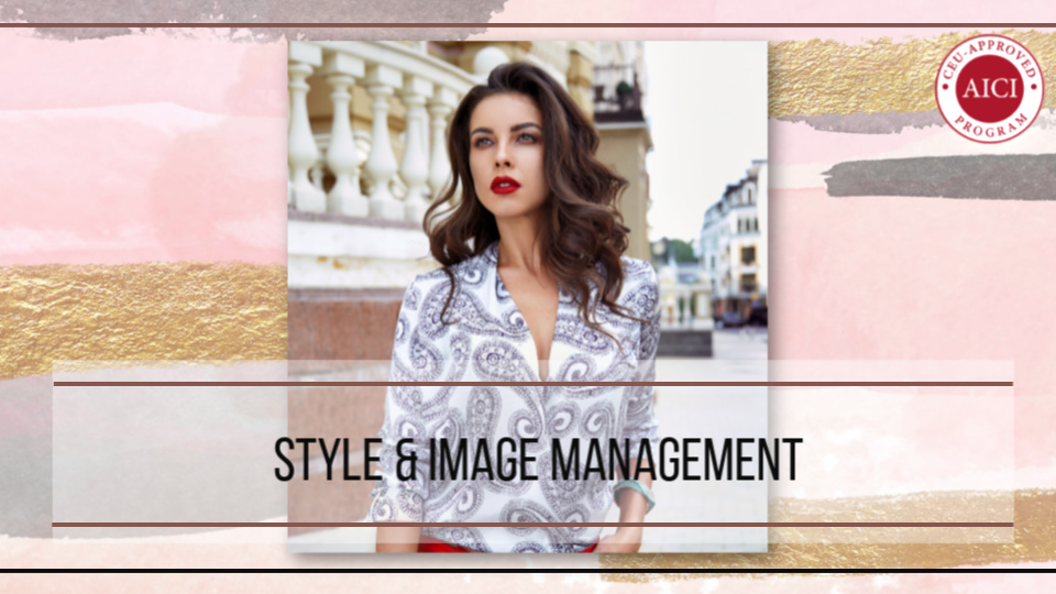Online Style and Image management Training