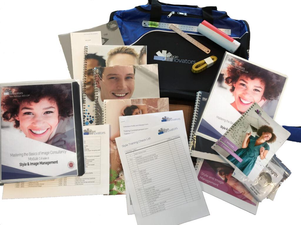 image consultant training tools