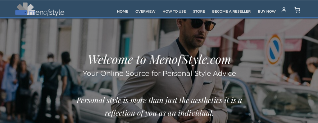 Men of Style cover image